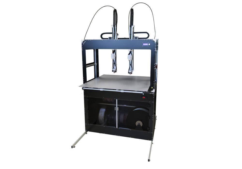 Stampante 3D professionale lab desk