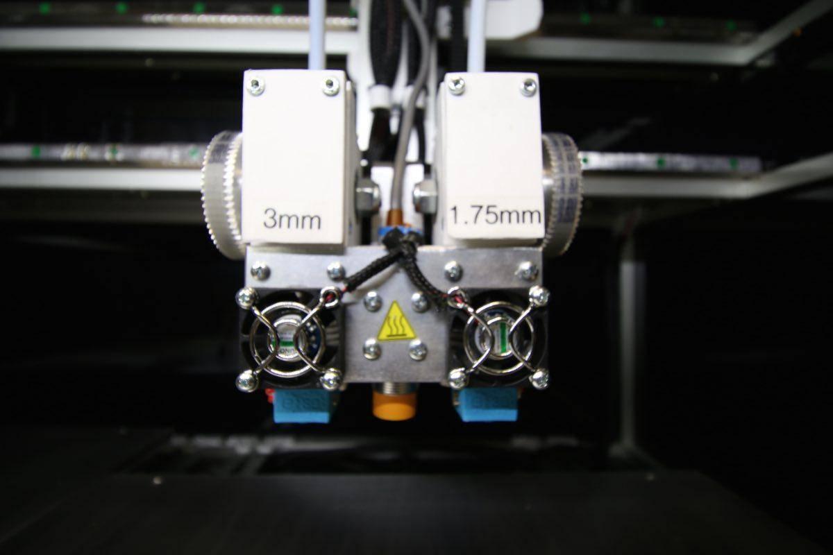 stampante 3d professionale LAB CLOSED 3