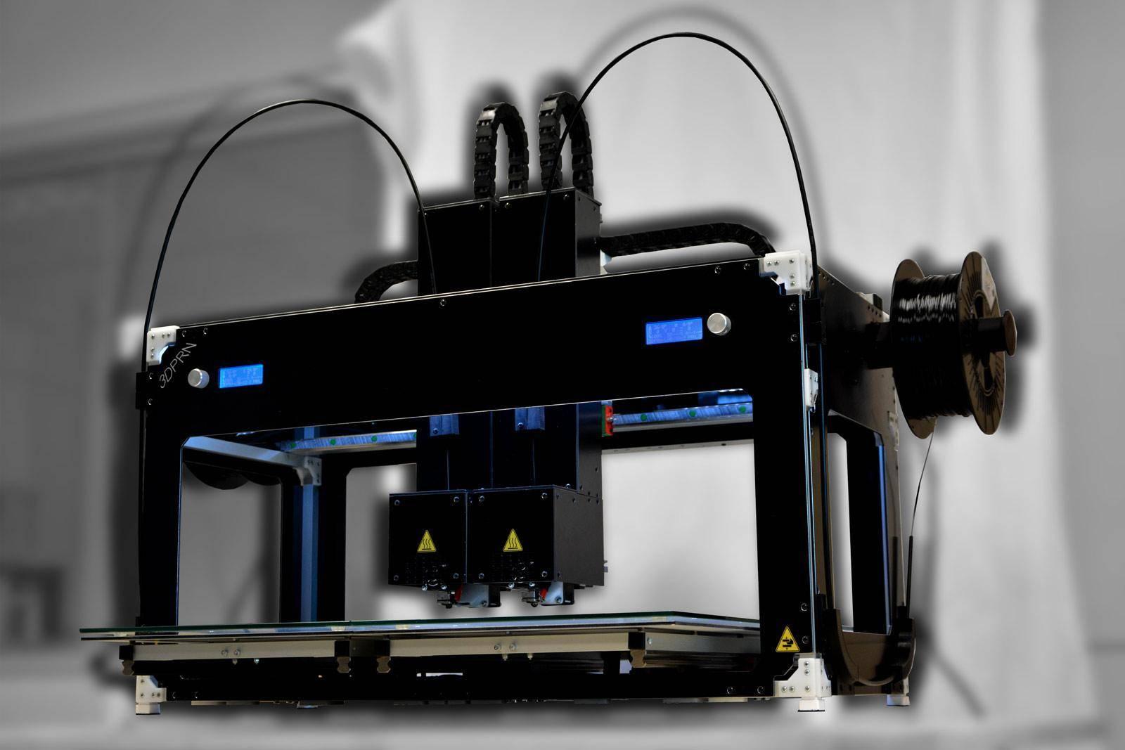 stampante 3D professionale tips x2 2 - Stampanti 3D Professionali