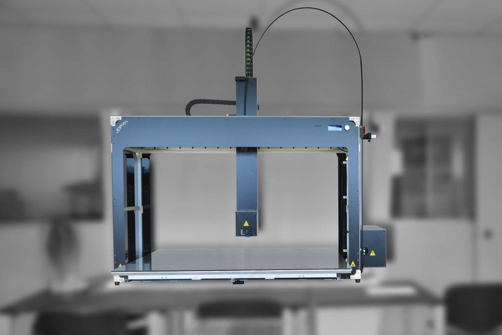 stampante 3D tips modello h5 - Stampanti 3D Professionali